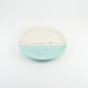 Wonky Side Plate Candy Love Turquoise