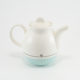 Tea Pot Candy Love Turquoise