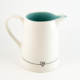 Old Farm Jug Candy Love Turquoise