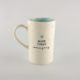 Mug D Candy Love Turquoise-Make today amazing