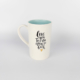 Mug D Candy Love Turquoise-Love you to the moon and back
