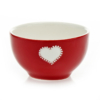 Small Bowl Viva Glam Red