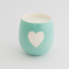 Bubble Candle Viva Glam Turquoise