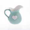 Country Jug Viva Glam Turquoise